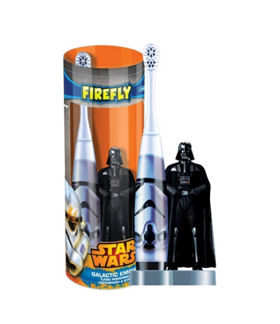 Brosse à dents Electrique Star Wars
