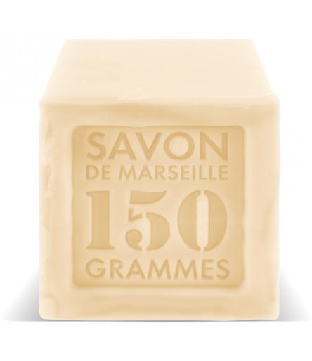 Savon de Marseille Amande Cube 150g Les Petits Bains de Provence