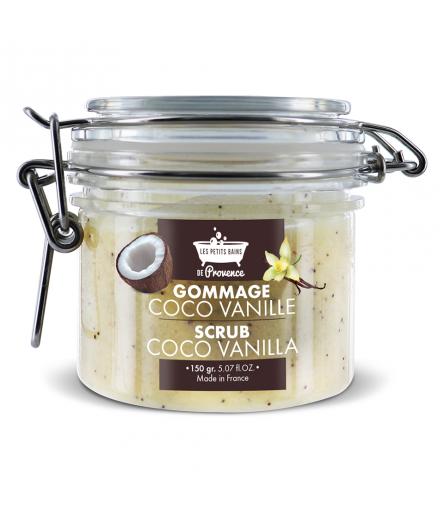 Gommage Coco Vanille Les Petits Bains de Provence