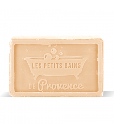 Savon de Marseille Neutre Pain 100g Les Petits bains de Provence