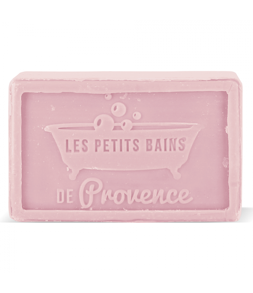 Savon de Marseille Magnolia Pain 100g Les Petits bains de Provence