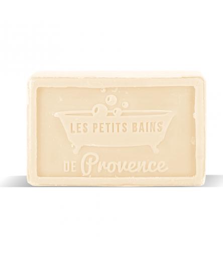 Savon de Marseille Amande Pain 100g Les Petits Bains de Provence