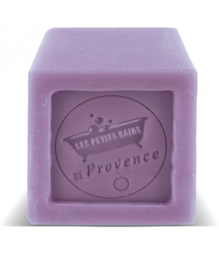Savon de Marseille Lavande Cube 150g Les Petits Bains de Provence