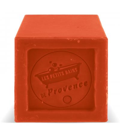 Savon de Marseille Fleur d'Oranger Cube 150g Les Petits Bains de Provence