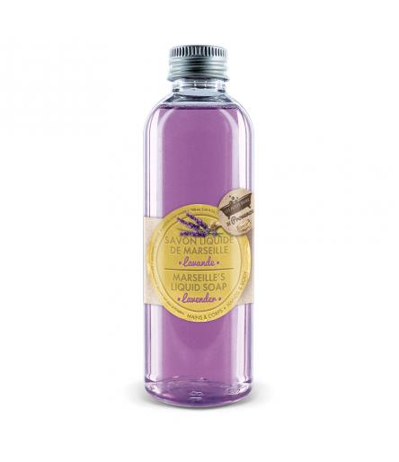 Savon liquide Lavande 100ml Les Petits Bains de Provence
