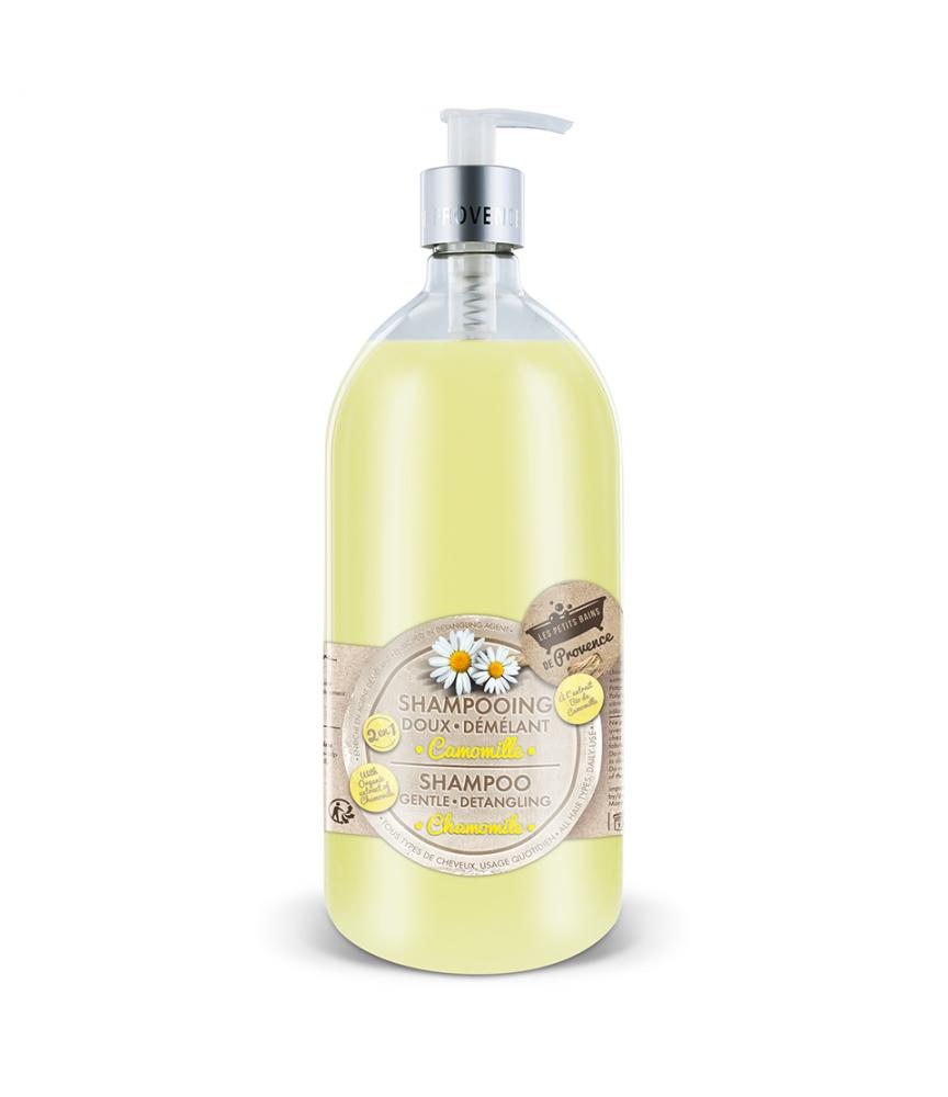 Shampooing Camomille 1L Les Petits Bains de Provence
