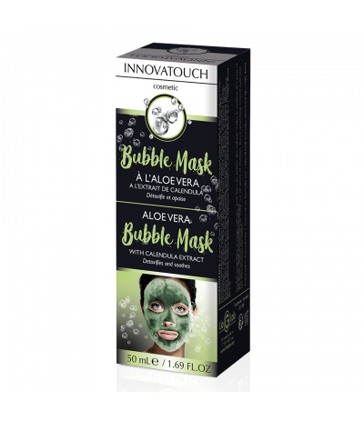 Bubble Mask à l'Aloe Vera 50ml Innovatouch Cosmetic