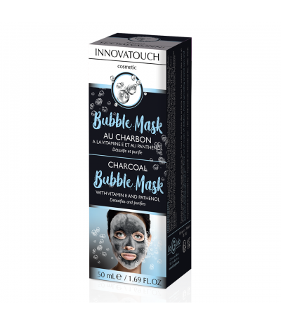 Bubble Mask au Charbon 50ml Innovatouch Cosmetic