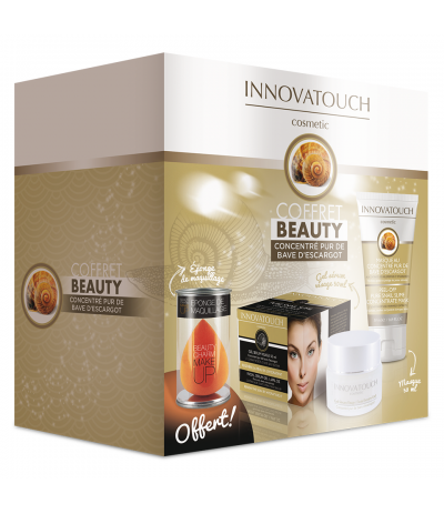 Coffret Beauty Escargot Innovatouch Cosmetic