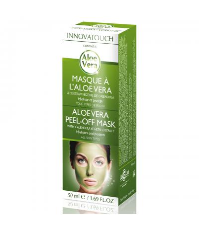 Masque Peel Off Aloe Vera 50 ml Innovatouch Cosmetic