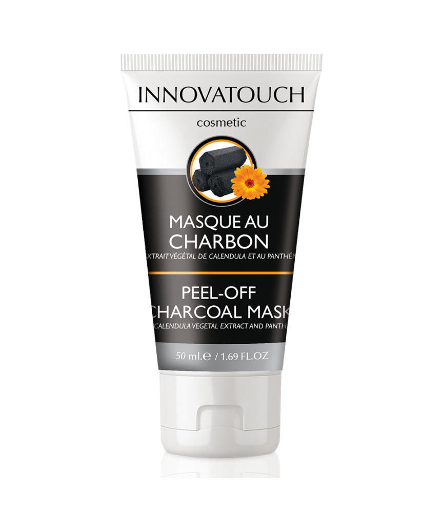 Masque Peel Off au Charbon 50 ml Innovatouch Cosmetic