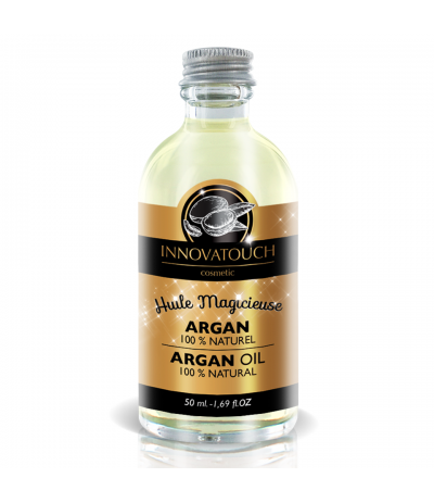 Huile Magicieuse d'Argan 50 ml Innovatouch Cosmetic