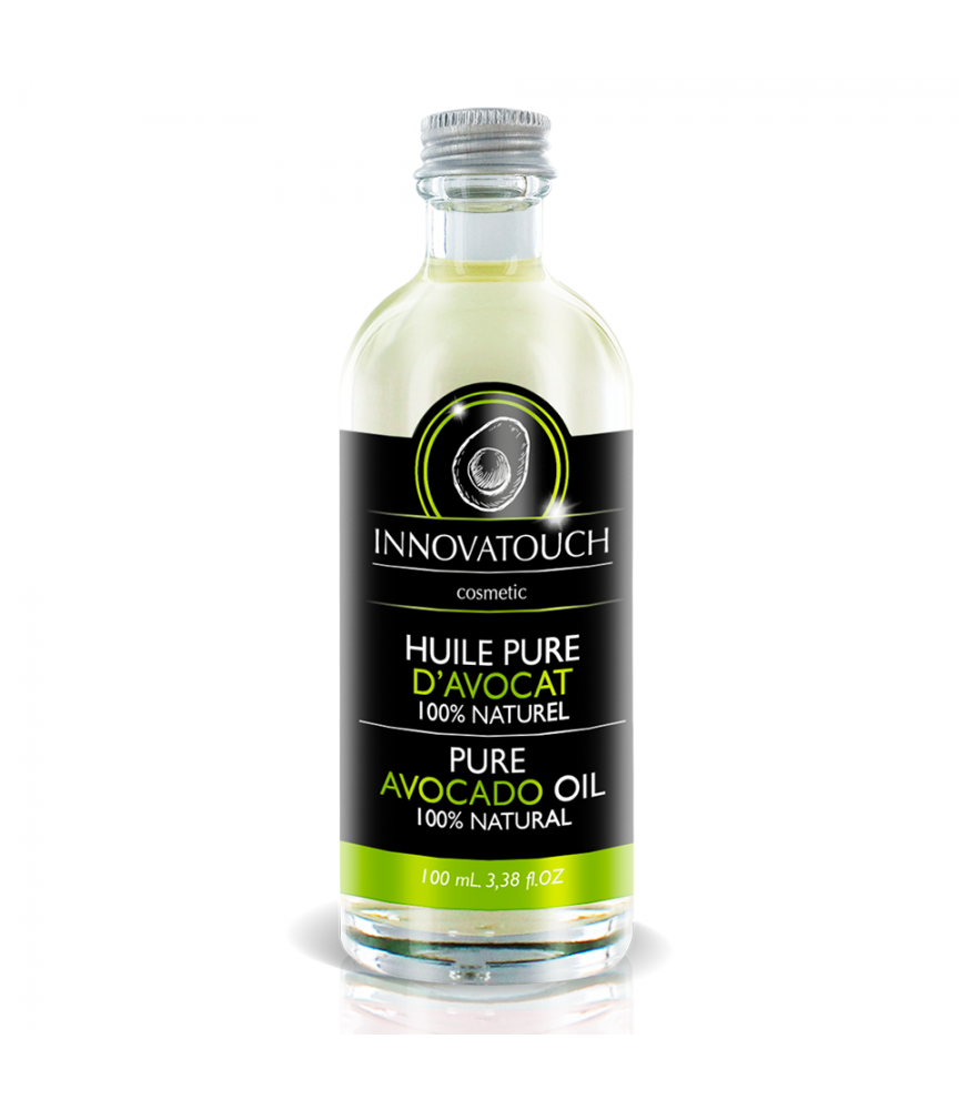 Huile pure d'Avocat 100ml Innovatouch Cosmetic