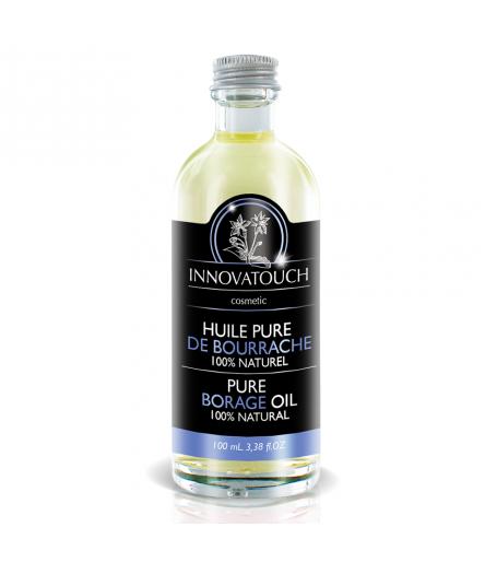 Huile pure de Bourrache 100ml Innovatouch Cosmetic