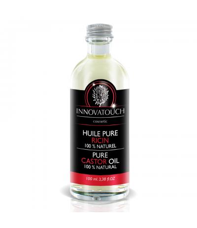 Huile pure de Ricin 100ml Innovatouch Cosmetic