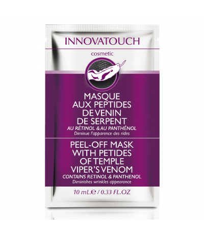 Masque Peel Off aux Peptides de Venin de Serpent 10ml Innovatouch Cosmetic