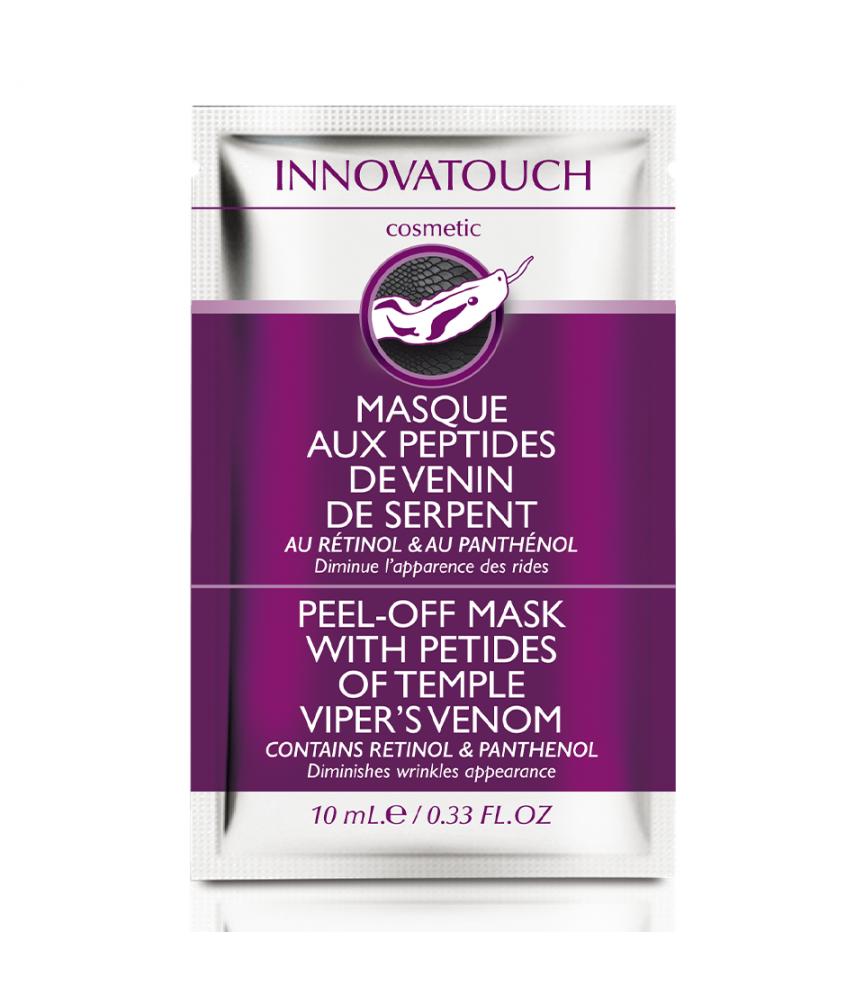 Masque Peel Off aux Peptides de Venin de Serpent 10ml Innovatouch Cosmetic