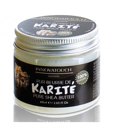 Pur beurre de Karité 60ml Innovatouch Cosmetic
