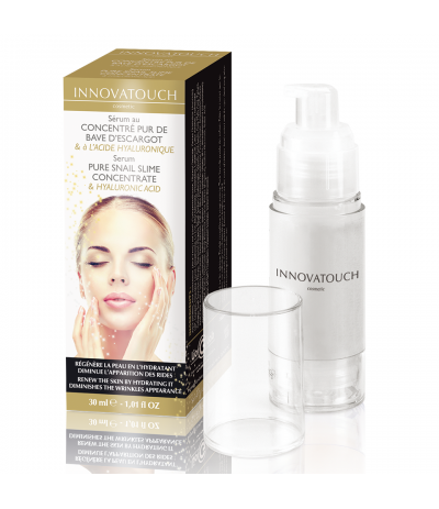 Sérum au concentré pur de bave d'escargot 30ml Innovatouch Cosmetic