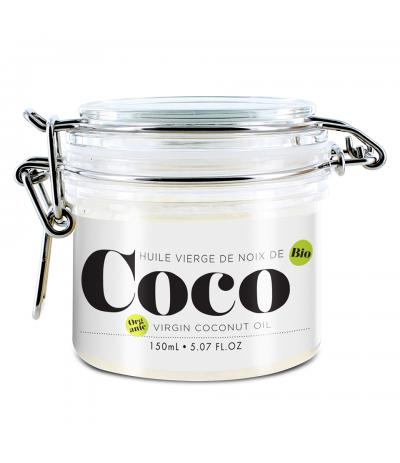 Huile vierge de noix de coco BIO Innovatouch Cosmetic