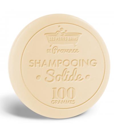 Shampooing solide Amande 100g Les Petits Bains de Provence