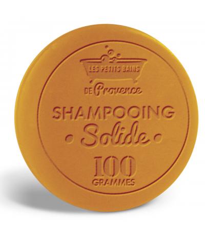 Shampooing solide Fleur de Coton 100g Les Petits Bains de Provence