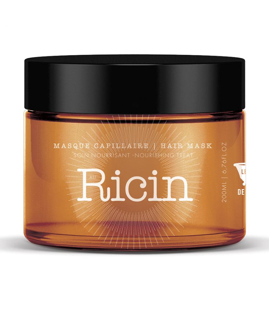 Masque Capillaire au Ricin 200ml Les Petits Bains de Provence