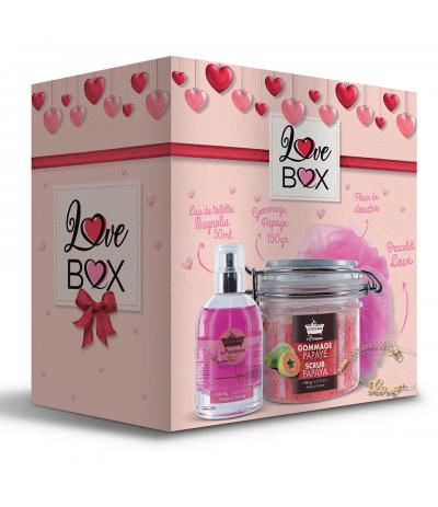 Love Box Magnolia Les Petits Bains de Provence