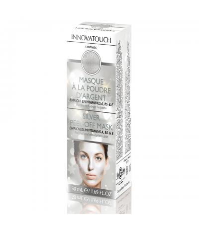 Masque Peel Off à la poudre d'argent 50ml Innovatouch Cosmetic