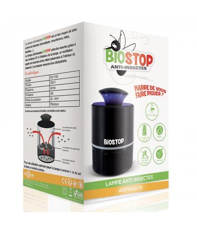 Lampe anti-insectes SD-1155 Biostop