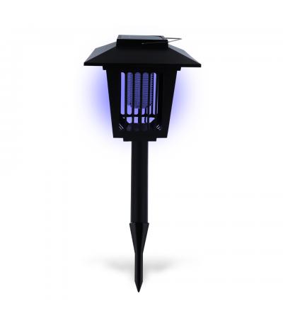 Lampe solaire anti-moustiques Biostop