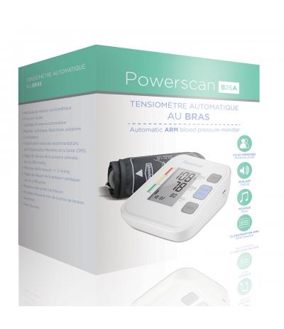 Tensiomètre automatique au bras B26A Powerscan