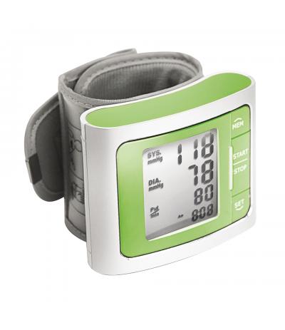 Tensiomètre automatique au poignet Vert TMB1014-S Powerscan
