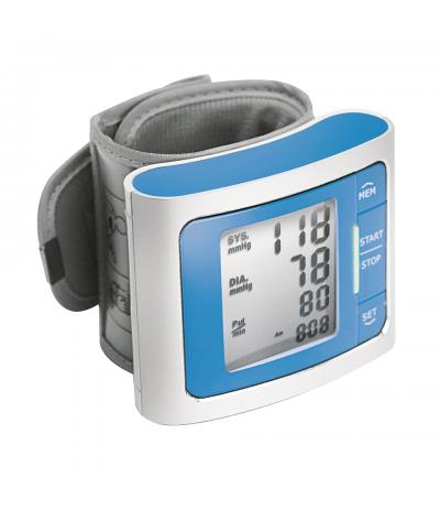 Tensiomètre automatique au poignet Bleu TMB1014-S Powerscan