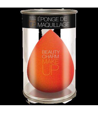 Eponge de Maquillage Orange Beauty Charm Make Up