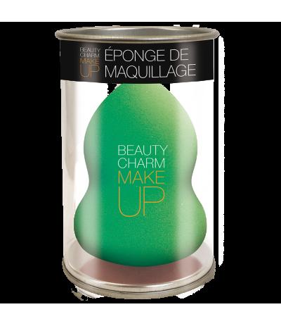 Eponge de Maquillage Soft Vert Beauty Charm Make Up