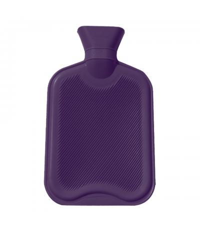 Bouillotte à l'eau Classic Violet 2 litres Bleu SHOOP'S