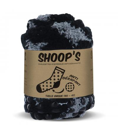 Chaussettes d'intérieur Homme Etoile Shoop's