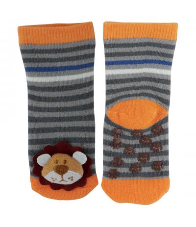 Chaussettes d'intérieur 6-24 mois Lion Shoop's