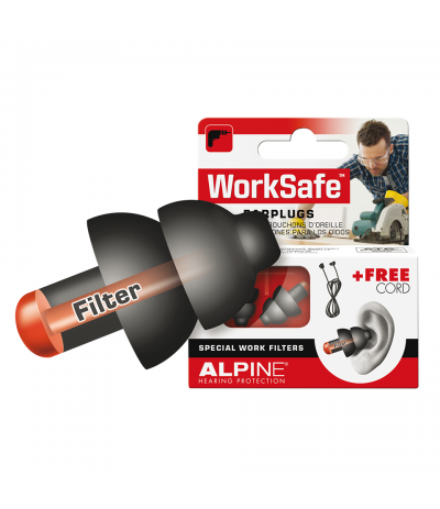 Protection auditive Worksafe Alpine