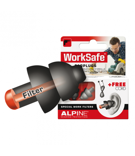 Protection auditive Worksafe Alpine