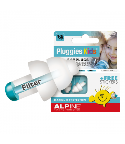 Protection auditive Pluggies Kids Alpine