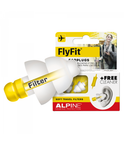 Protection auditive FlyFit Alpine