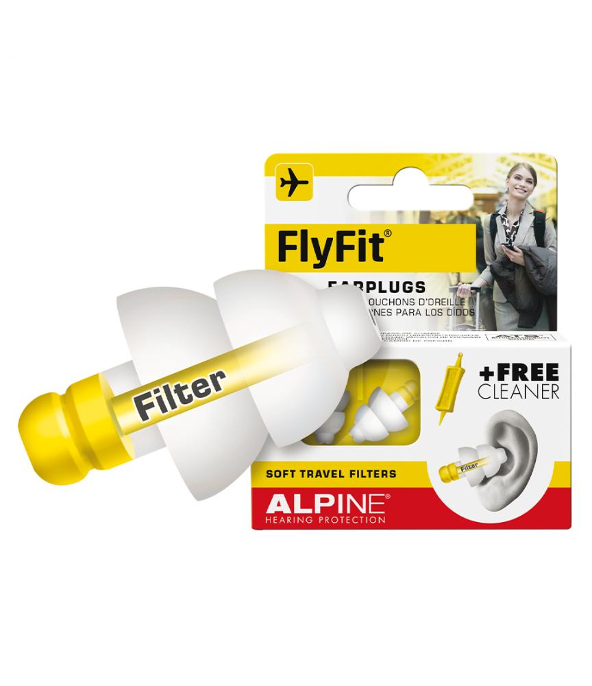 Protection auditive FlyFit Alpine