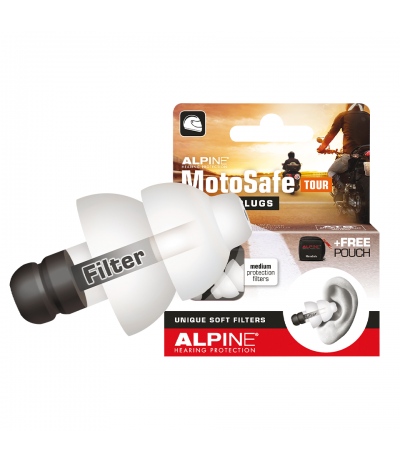 Protection auditive Motosafe Alpine