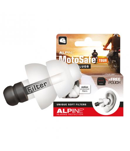 Protection auditive Motosafe Alpine