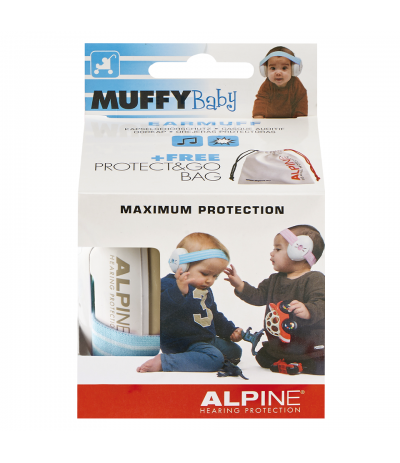 Casque Auditif Muffy Baby Alpine