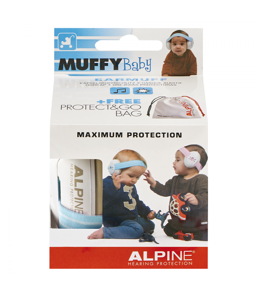 Casque Auditif Muffy Baby Alpine