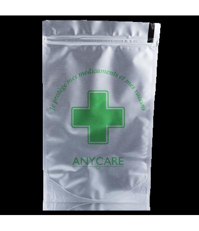 Pochette isotherme réutilisable Anycare