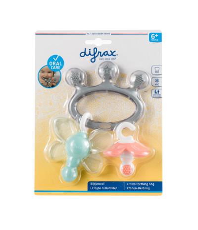 Anneau de dentition jouet Ref 395 Difrax